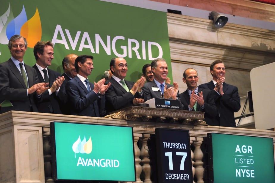 EEUU recibirá inversión de Avangrid