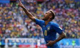 Mundial 2018 Brasil Costa Rica: Neymar