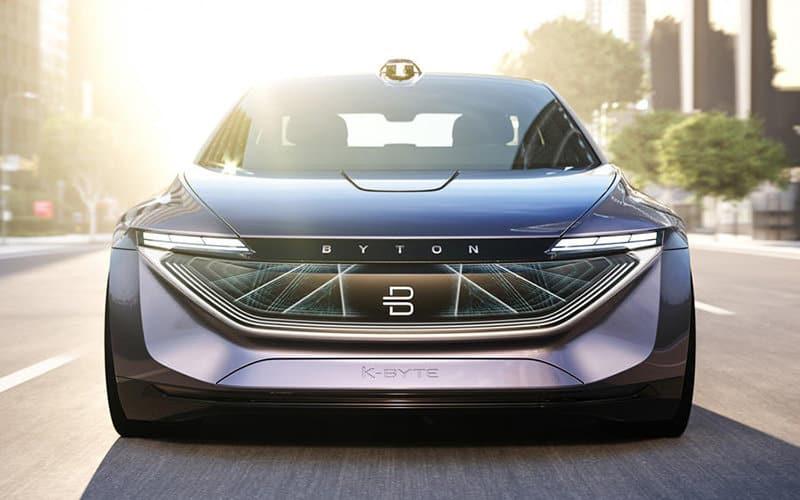 Byton, el auto autónomo que rivaliza con Tesla