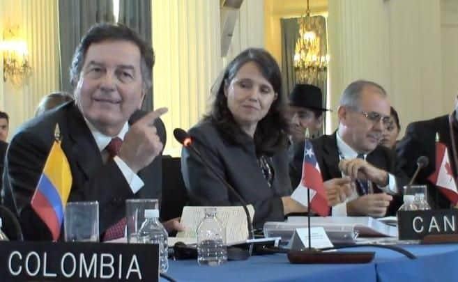 La respuesta del canciller de Chile a Arreaza de la que toda América habla