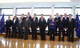 Líderes europeos coinciden en la necesidad de crear centros de migrantes
