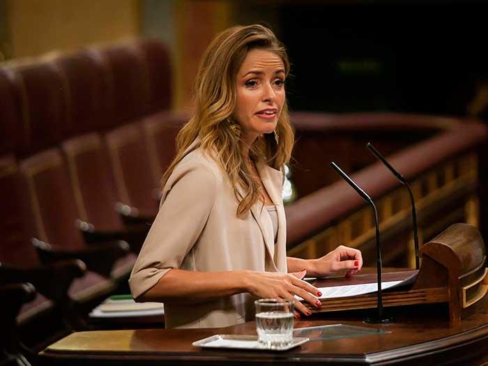 Ciudadanos reclama en el Congreso una ley contra la violencia sexual