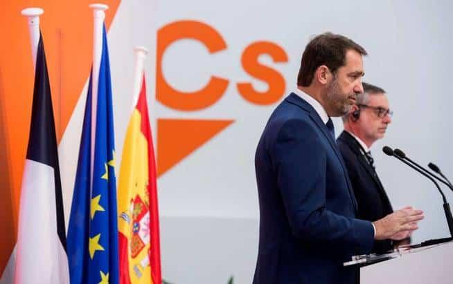 Ciudadanos y el partido de Macron preparan una plataforma unitaria