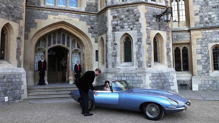 La flota real de Inglaterra tendrá coches nuevos
