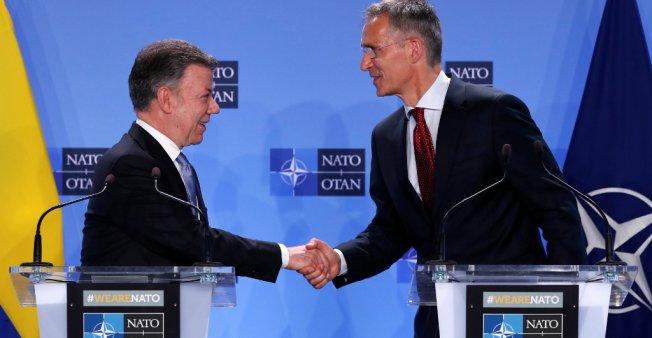 Colombia en la OTAN
