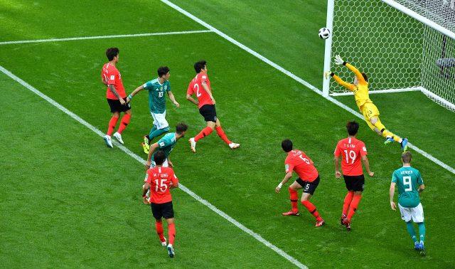 mundial 2018 corea del sur alemania