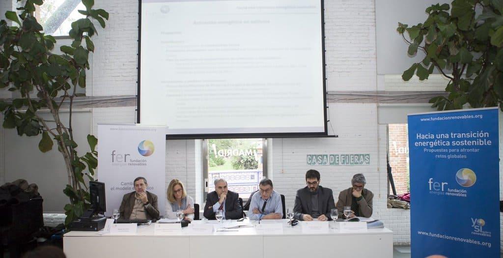 Fundación Renovables pide a Sánchez medidas en materia energética