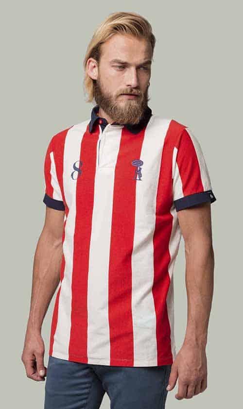 Fútbol y moda: exitosa dupla