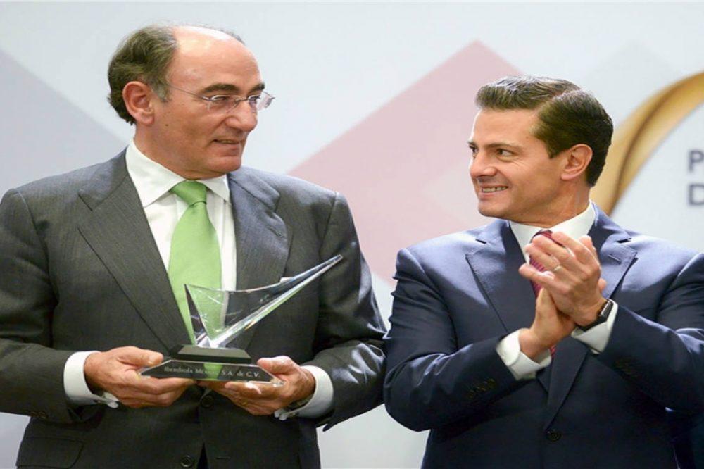 Iberdrola gana en México el Premio Nacional de Calidad en Energía 2017