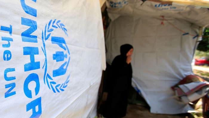 Informe de ACNUR sobre los Refugiados 2018