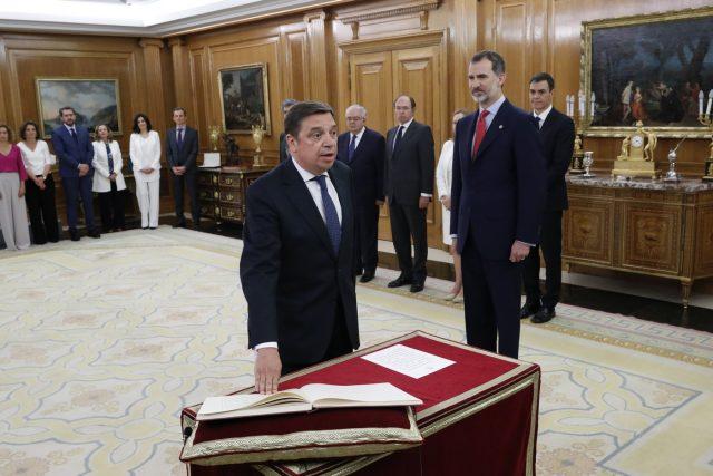 Nuevo gabinete: Luis Planas