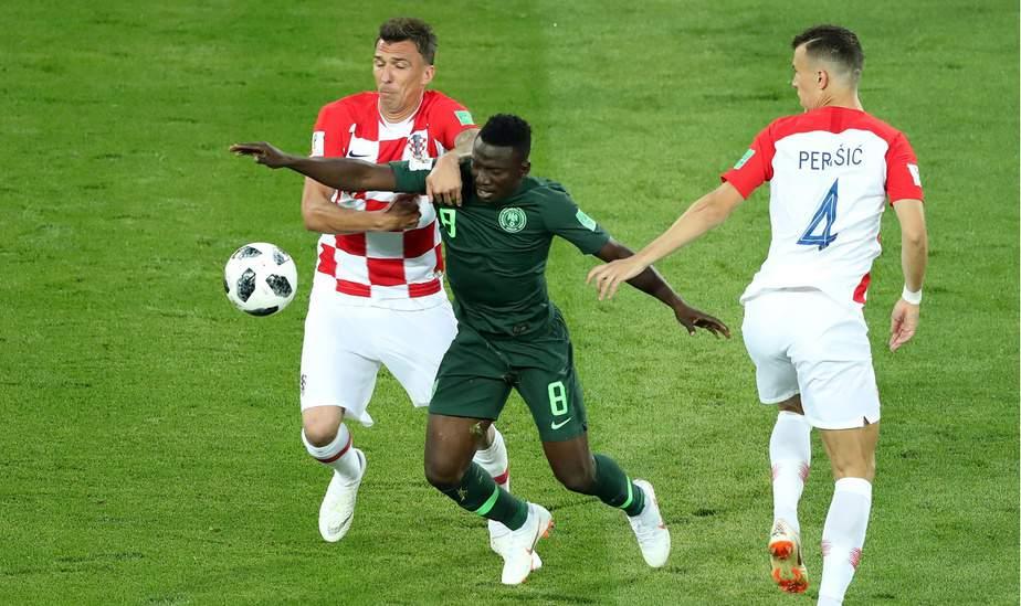 mundial 2018 croacia nigeria