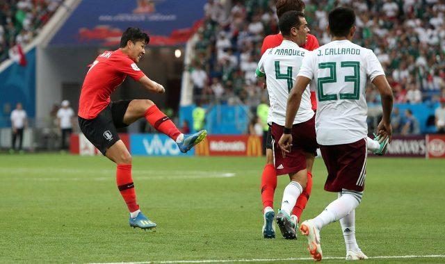 mundial 2018 mexico corea del sur