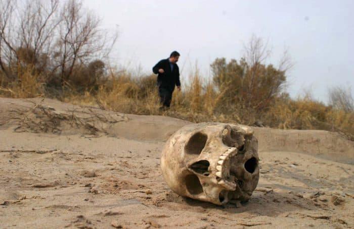 Aumentan los inmigrantes muertos en la frontera entre EEUU y México