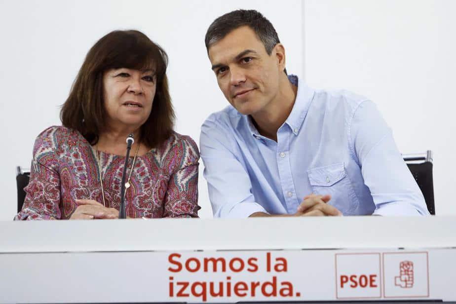 Los ministrables de Pedro Sánchez