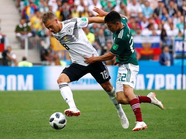 Mundial 2018 Alemania Mexico