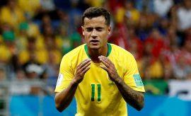 Mundial 2018 Brasil Suiza Coutinho