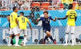 Mundial 2018 Colombia Japón
