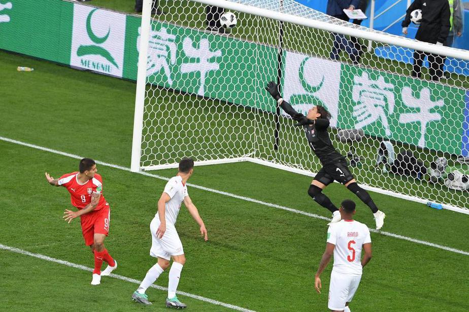 Mundial 2018: Mitrovic