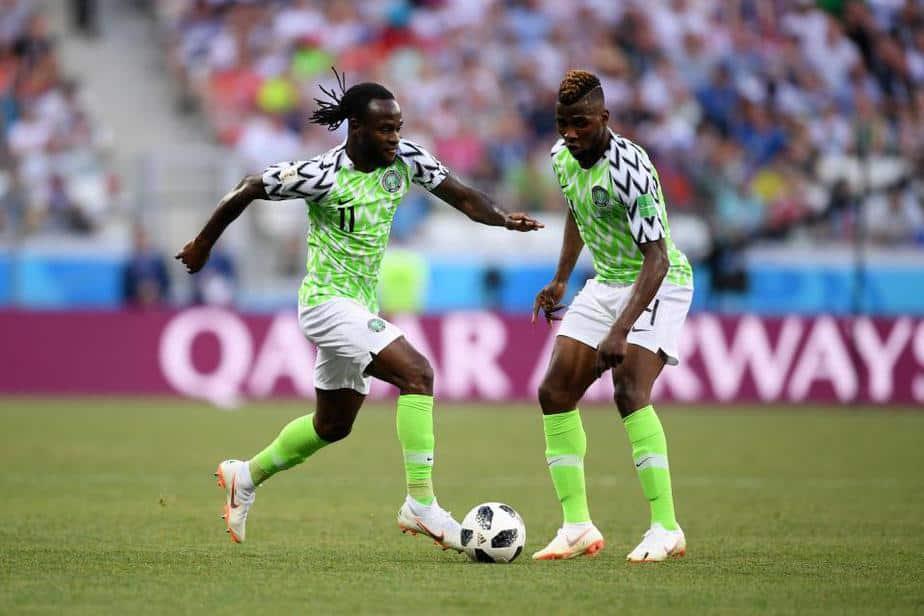 Mundial 2018 Nigeria Islandia