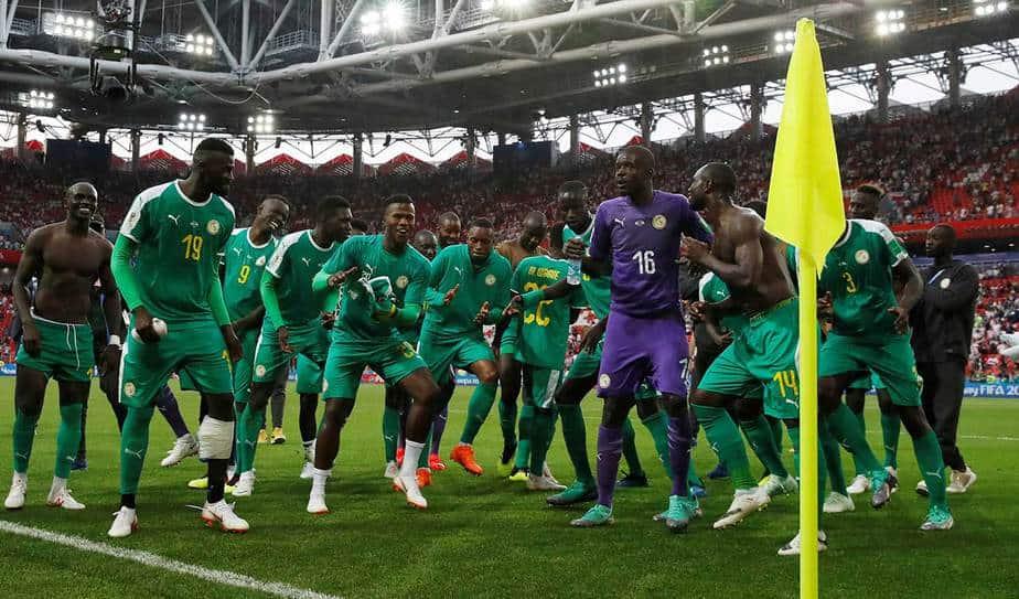 Mundial 2018 Polonia Senegal