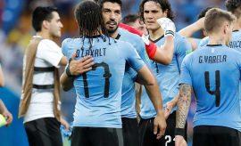 Mundial 2018 Uruguay Arabia Saudita