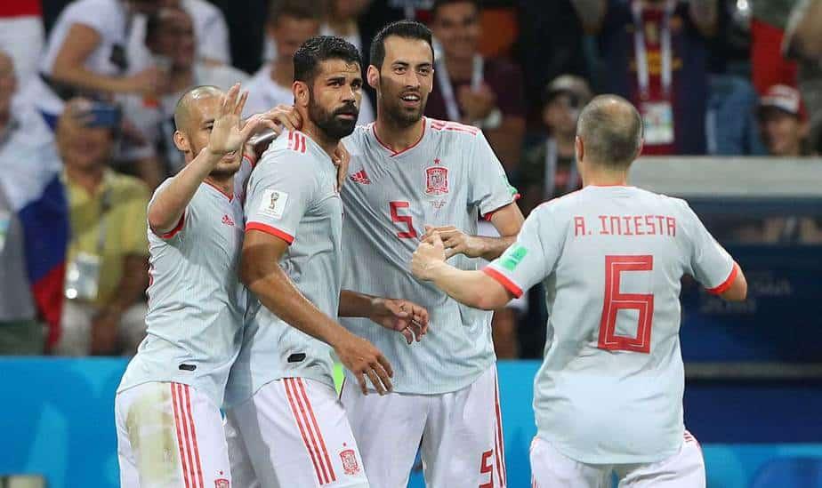mundial rusia 2018 portugal españa