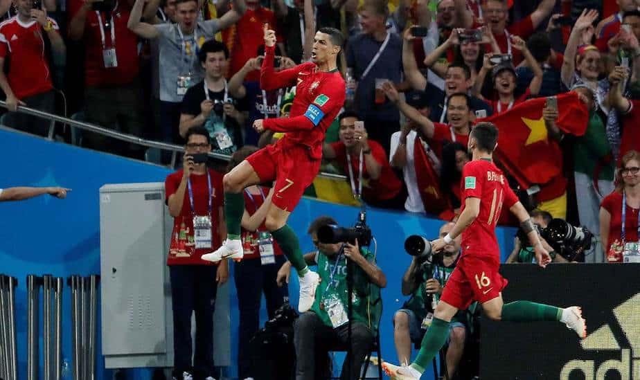 mundial 2018 portugal españa