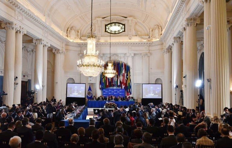 """Por qué una suspensión de Venezuela de la OEA no es sólo """"algo simbólico"""""""