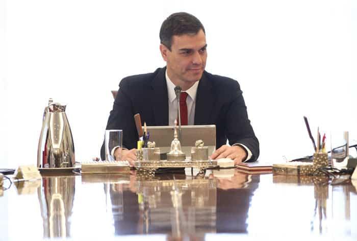 Pedro Sánchez anuncia plan contra la explotación laboral