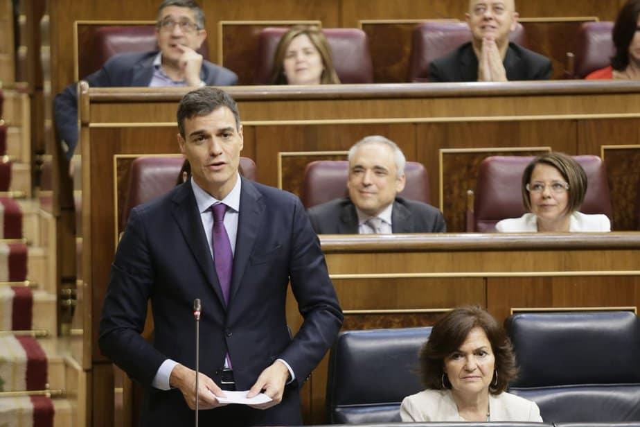 Sánchez asegura que no transferirá al País Vasco la Seguridad Social