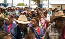 Políticos asesinados en México