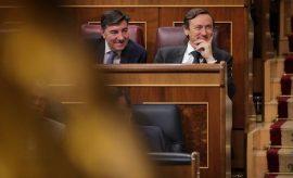 Rafael Hernando liderará la acción del PP en la primera sesión de control