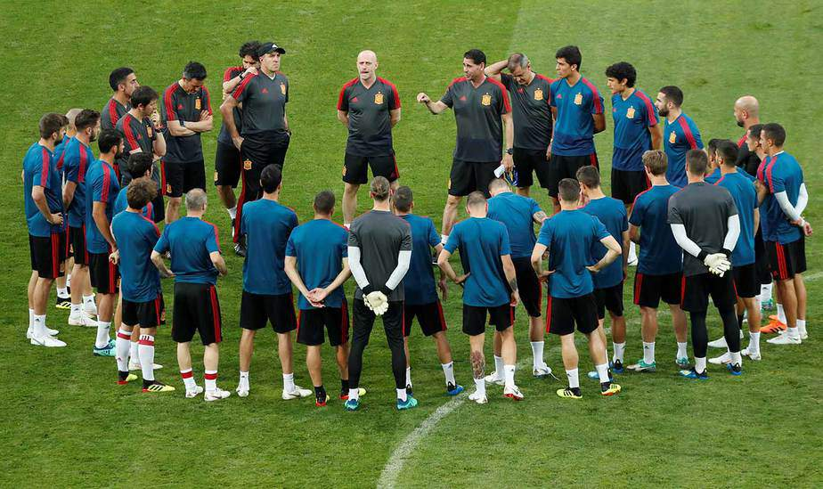 Previa Portugal España por Ignacio Benedetti: Una Roja de Hierro