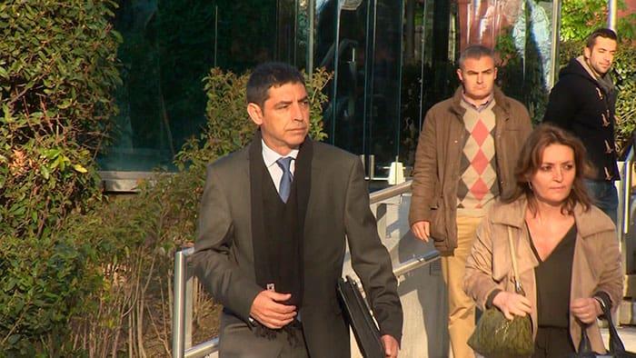 Procesamiento de Trapero es confirmado por la Audiencia Nacional