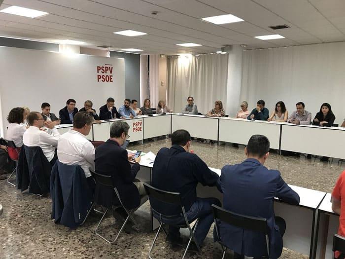 El PSOE suspende de militancia al presidente de la Diputación de Valencia