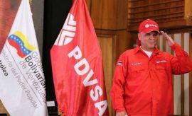 Ministro venezolano dice que sanciones de EEUU minan al mercado petrolero
