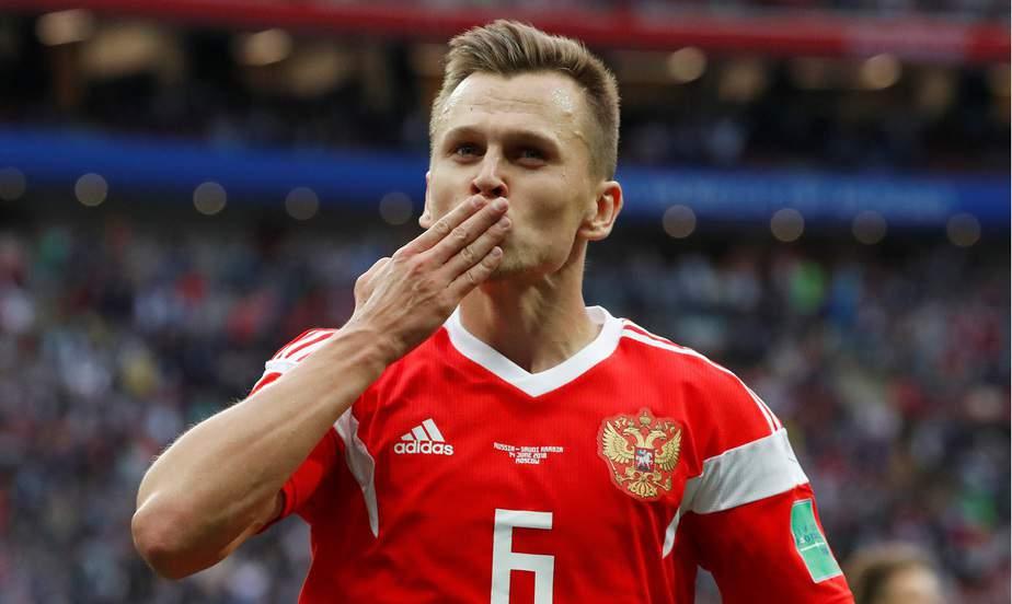 Rusia en el Mundial