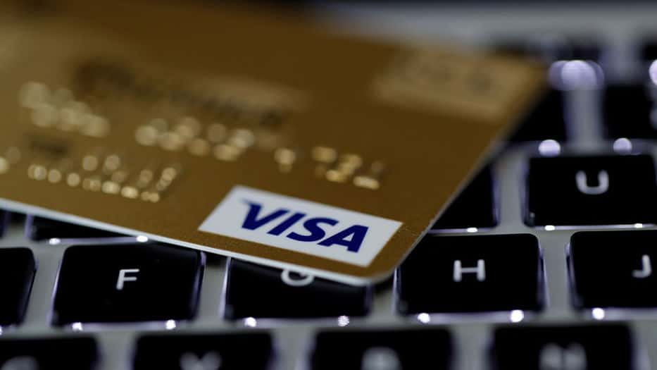 Tarjetas Visa en Europa presentan fallas en su servicio