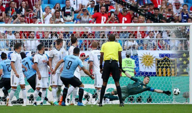 mundial 2018 uruguay rusia