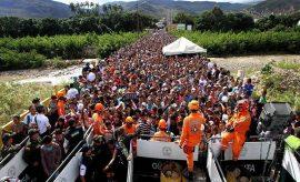 Venezolanos migraron a Colombia en masa en el último año