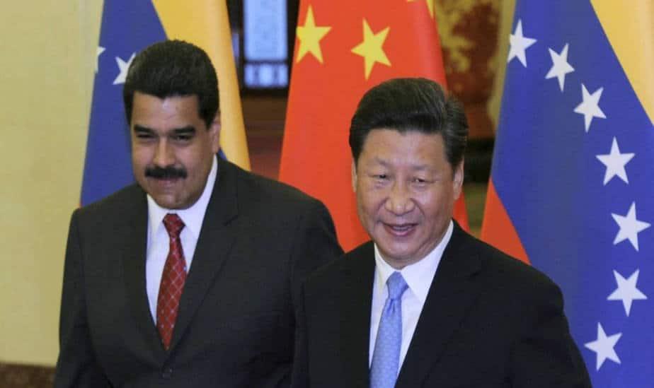 China apalanca a Venezuela con UDS 5.000 millones para elevar producción de crudo