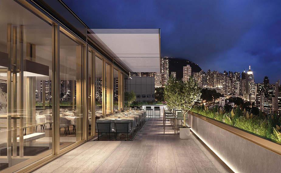 Nuevos hoteles de lujo en Europa y Asia