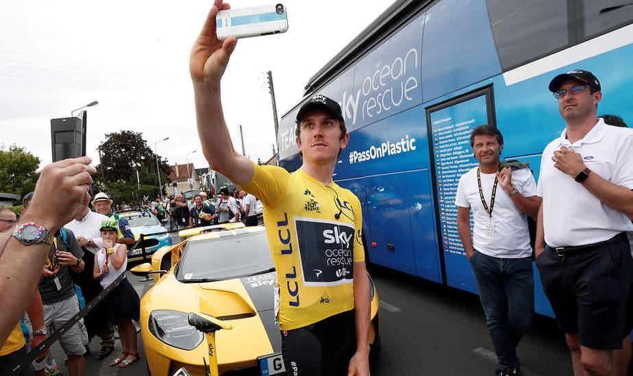 última etapa del tour francia