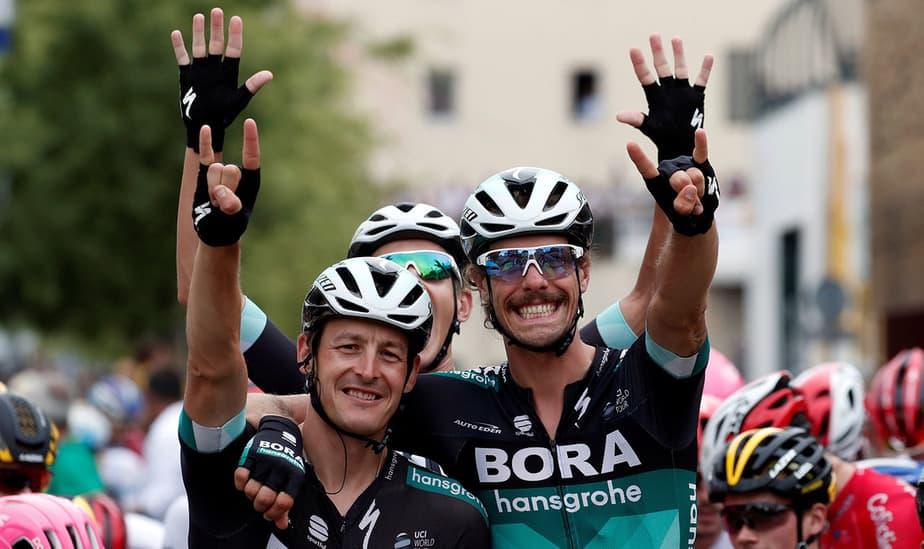 última etapa del tour de francia