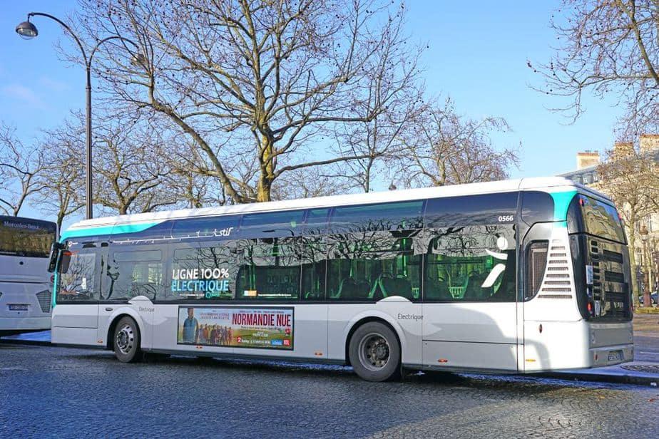 Autobuses eléctricos para Guangzhou