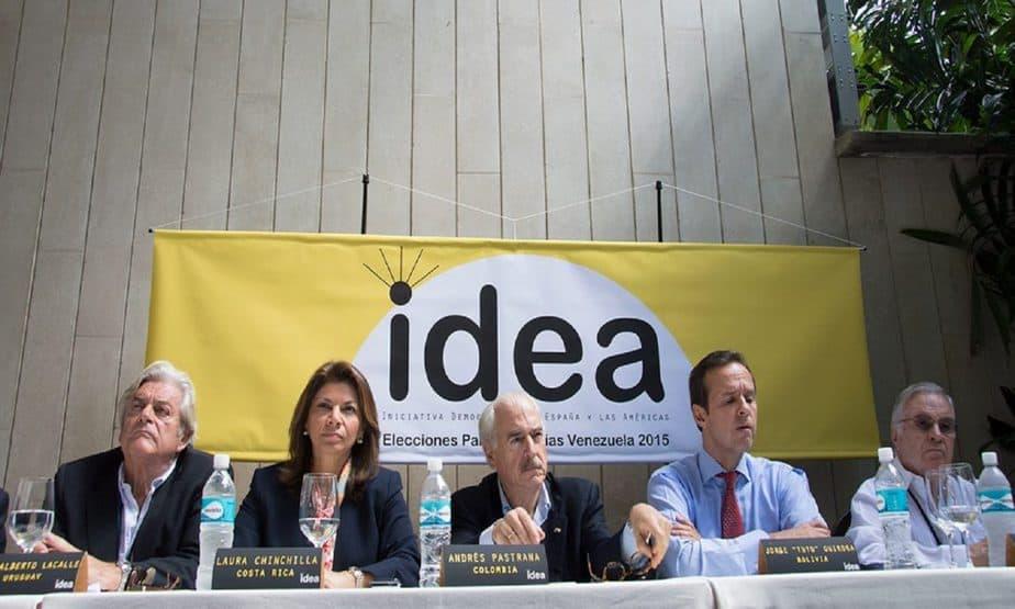 """Los expresidentes del IDEA criticaron """"el silencio y la celosa prudencia"""" del Vaticano y del Gobierno de España ante las """"atrocidades cometidas por los gobiernos dictatoriales"""" en Nicaragua y Venezuela"""