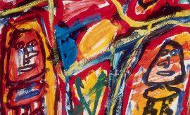 Jean Dubuffet expone su locura utópica en el Centro Pompidou de Málaga