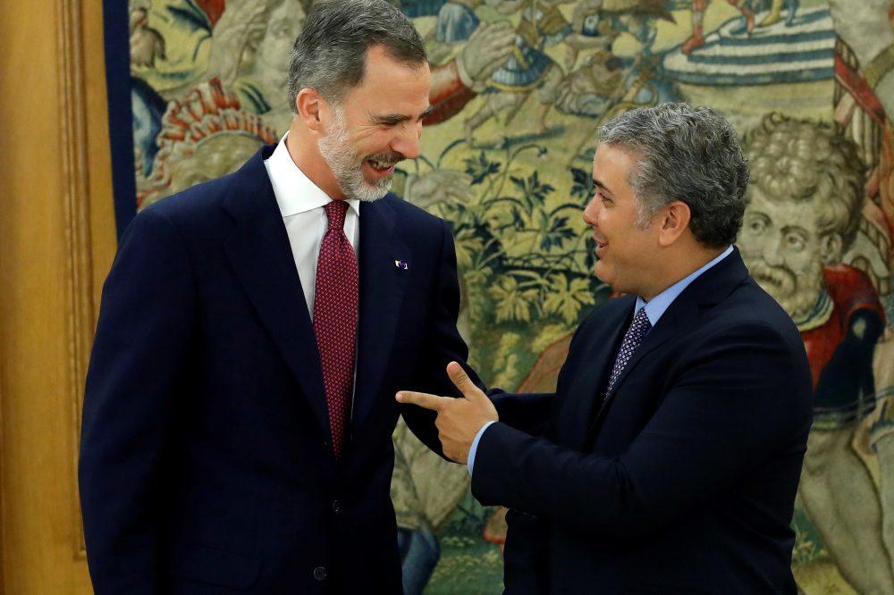 Presidente electo de Colombia. La comunidad internacional respalda el cambio político de Iván Duque en Colombia
