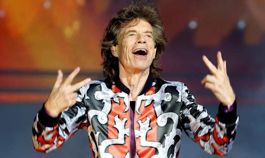 Mick Jagger cumple 75 años de edad